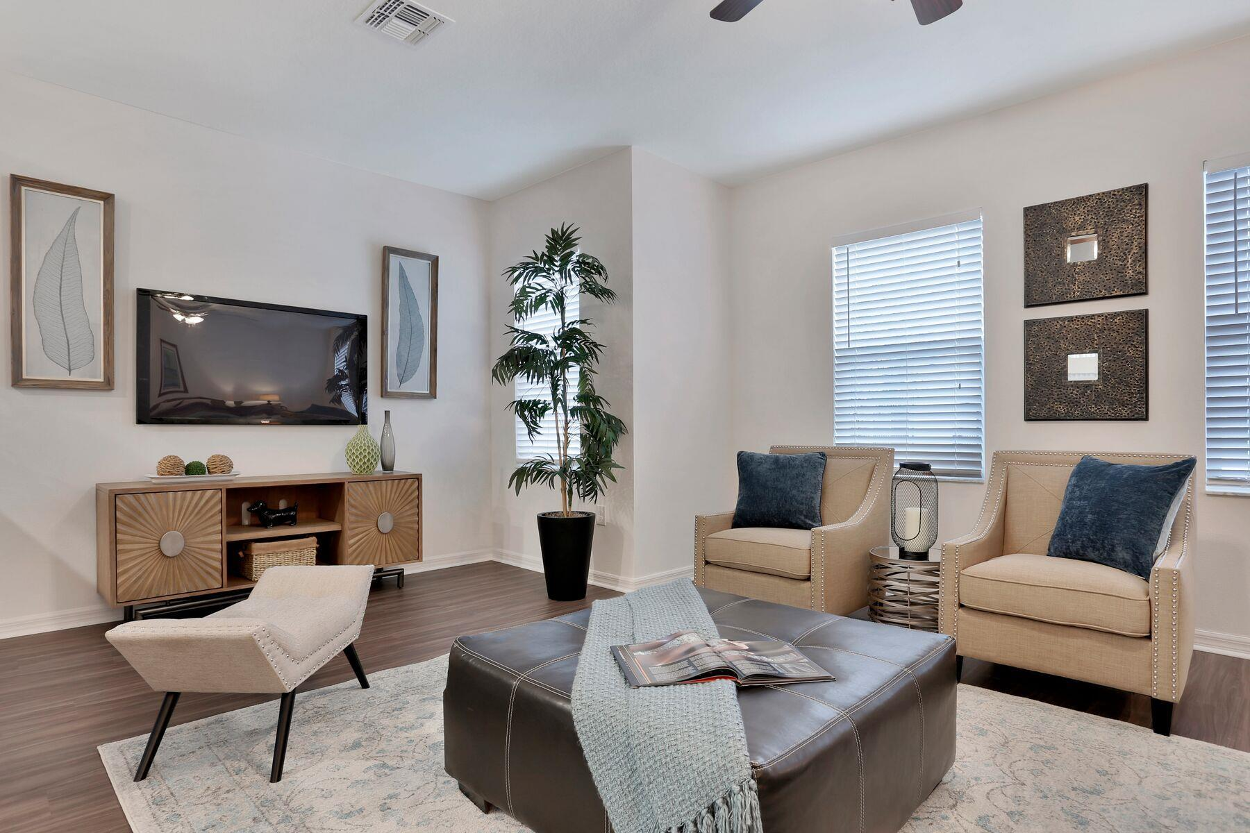 Living Area featured in the Bimini By LGI Homes in Orlando, FL