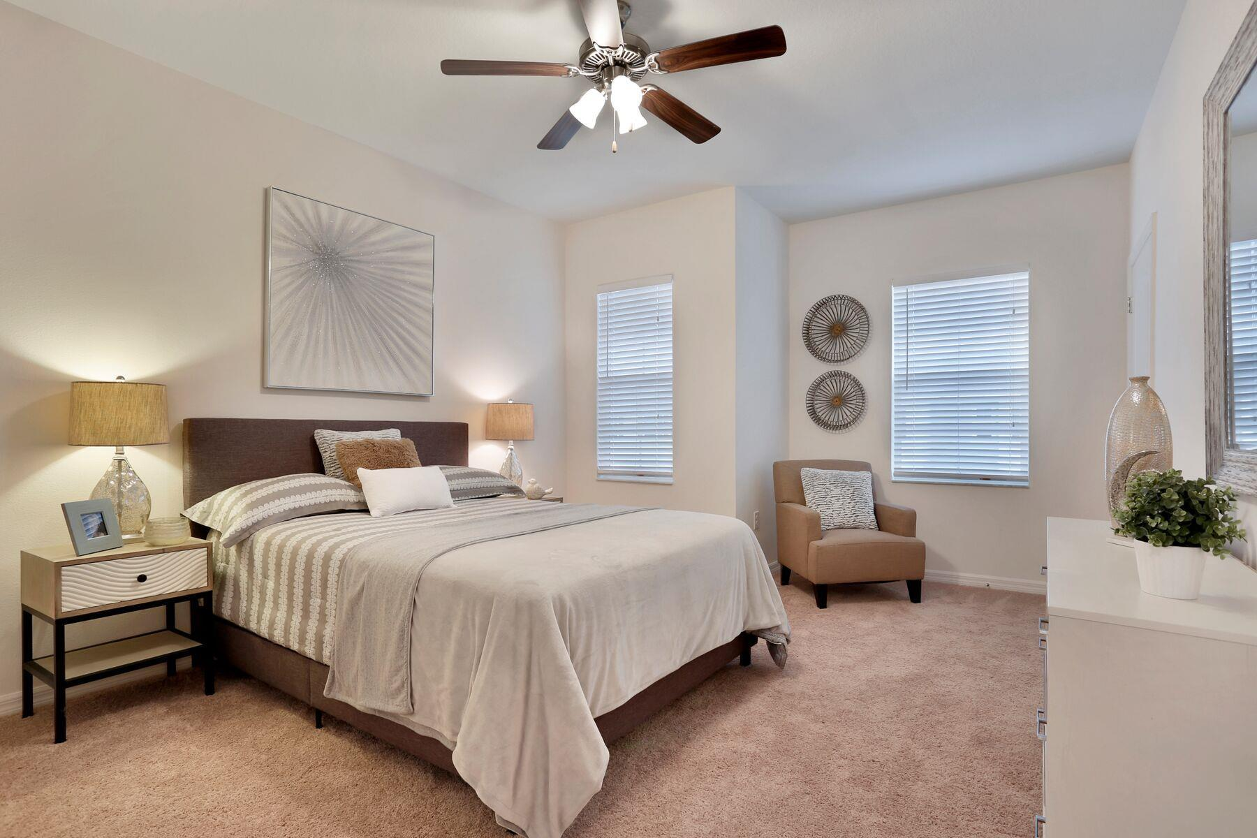 Bedroom featured in the Bimini By LGI Homes in Orlando, FL