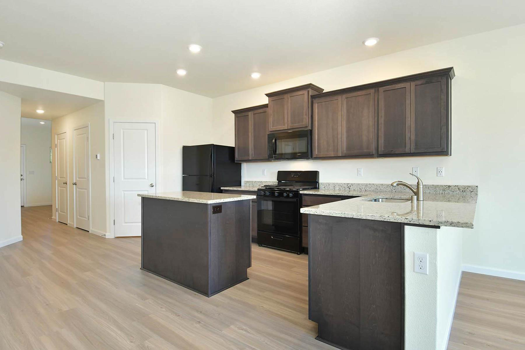 Kitchen featured in the Oak By LGI Homes in Portland-Vancouver, WA