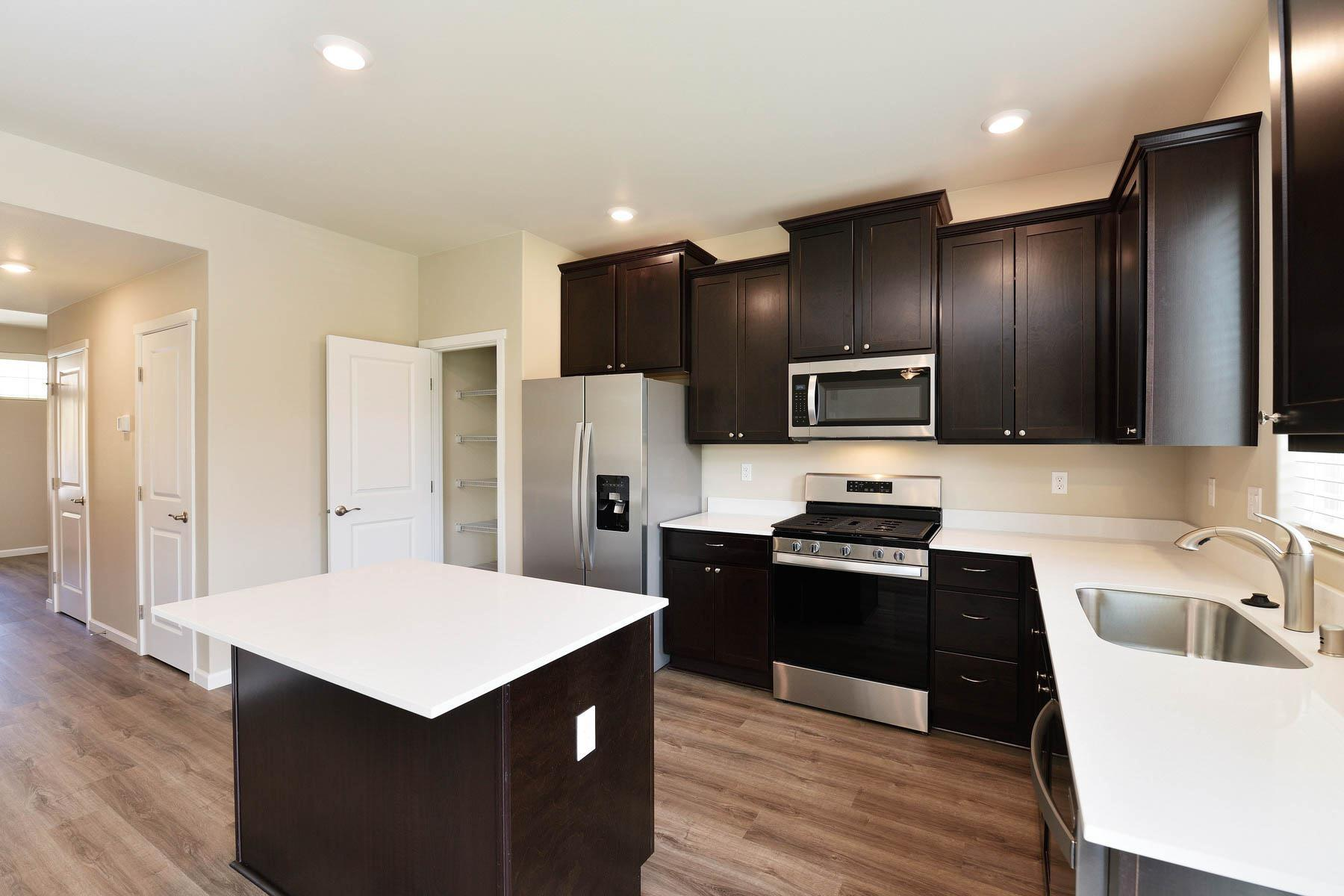 Kitchen featured in the Cypress By LGI Homes in Bremerton, WA