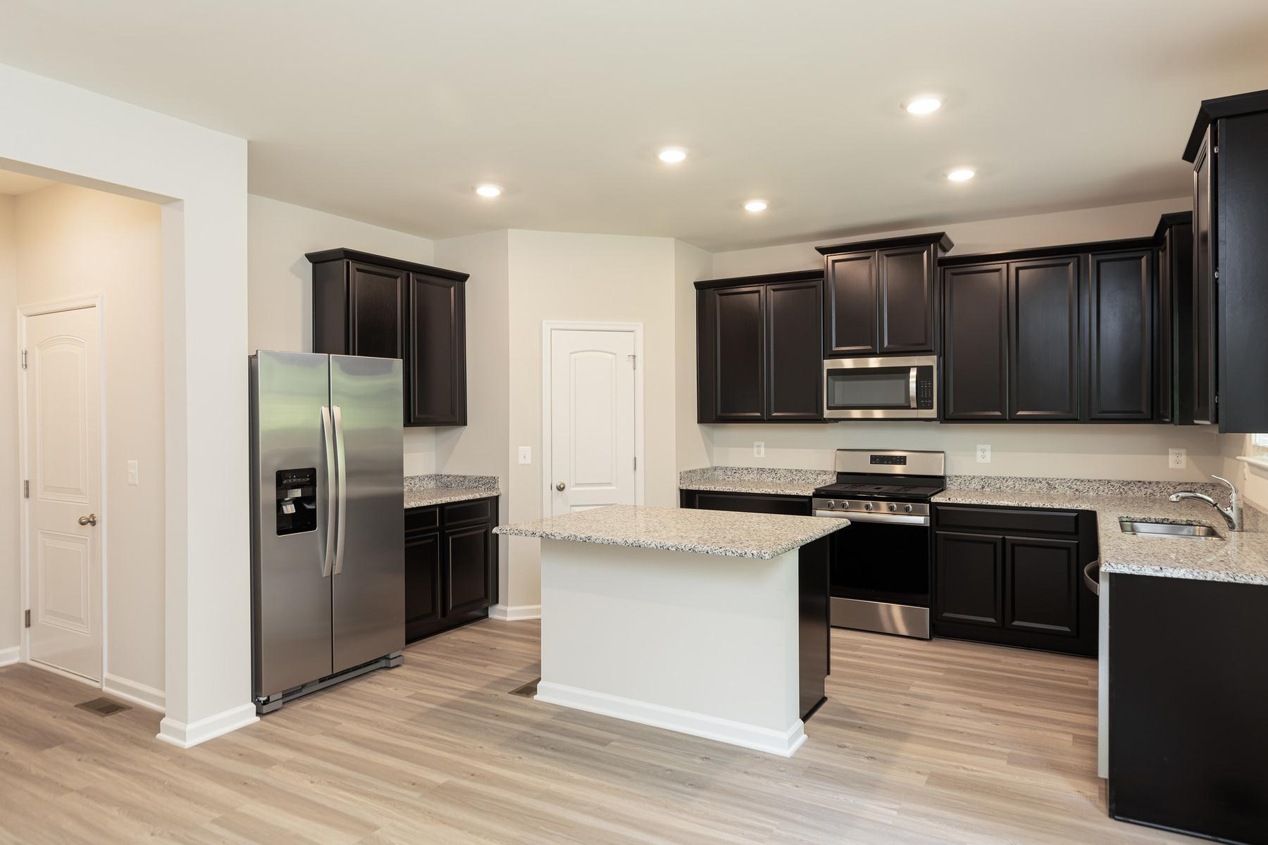 Kitchen featured in the Conway By LGI Homes in Richmond-Petersburg, VA