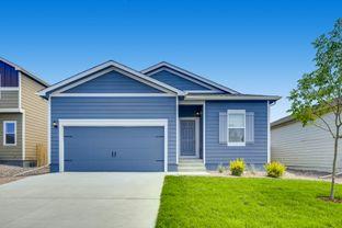 Arapaho - Evans Place: Keenesburg, Colorado - LGI Homes