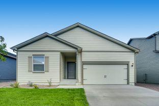 Gunnison - Evans Place: Keenesburg, Colorado - LGI Homes