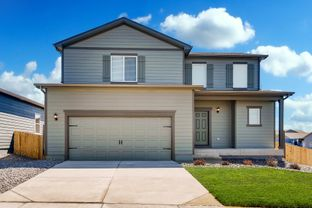 Mesa Verde - Evans Place: Keenesburg, Colorado - LGI Homes