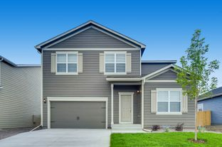 Roosevelt - Evans Place: Keenesburg, Colorado - LGI Homes