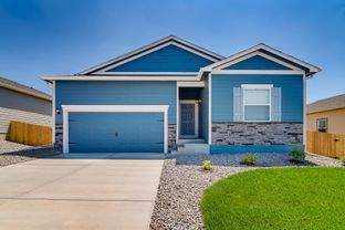 Chatfield - Hidden Valley Farm: Severance, Colorado - LGI Homes