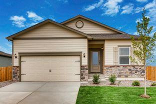 Arapaho - Sorrento: Mead, Colorado - LGI Homes