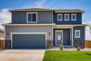 Mesa Verde - Sorrento: Mead, Colorado - LGI Homes