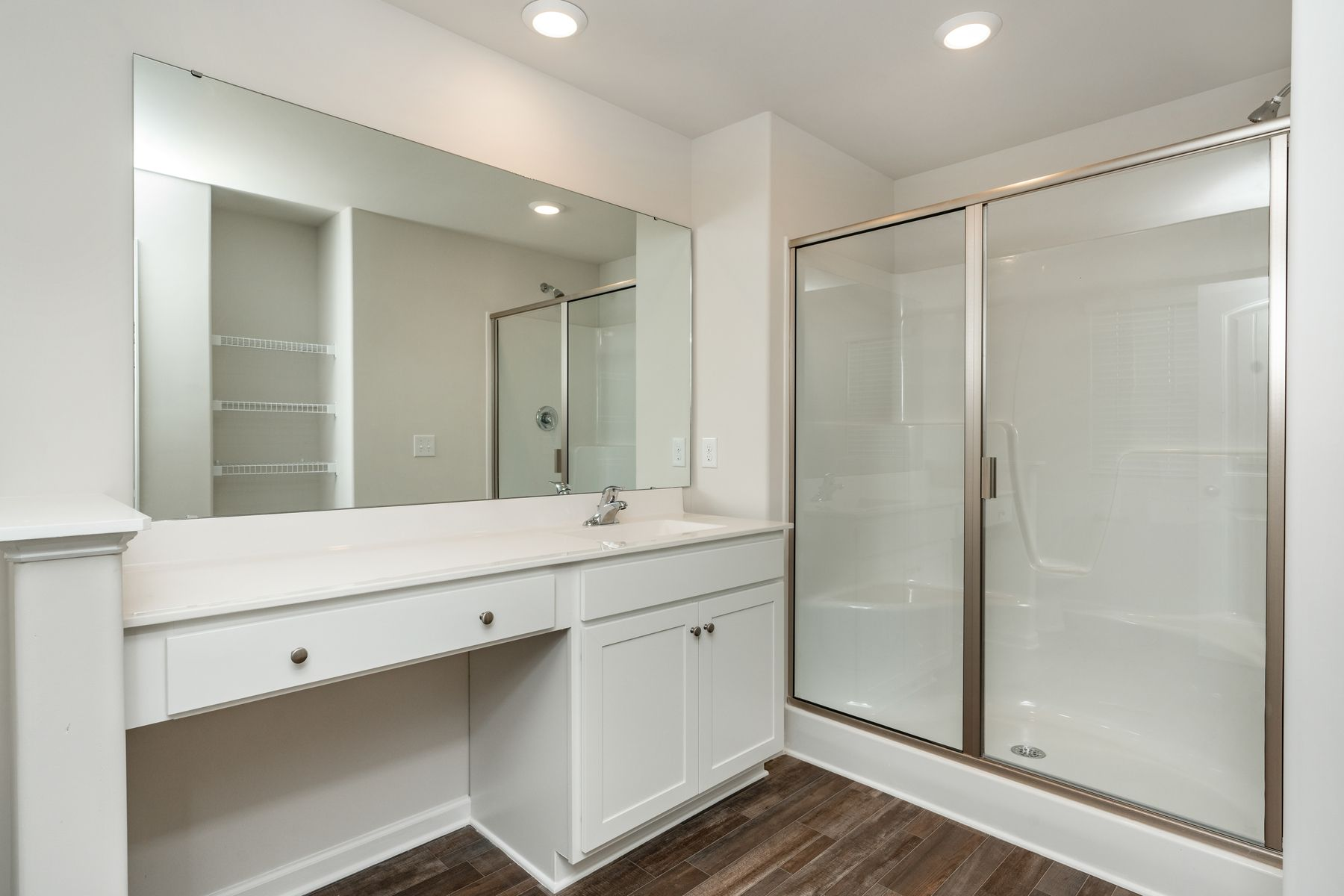 Bathroom featured in the Burke By LGI Homes in Jacksonville, NC
