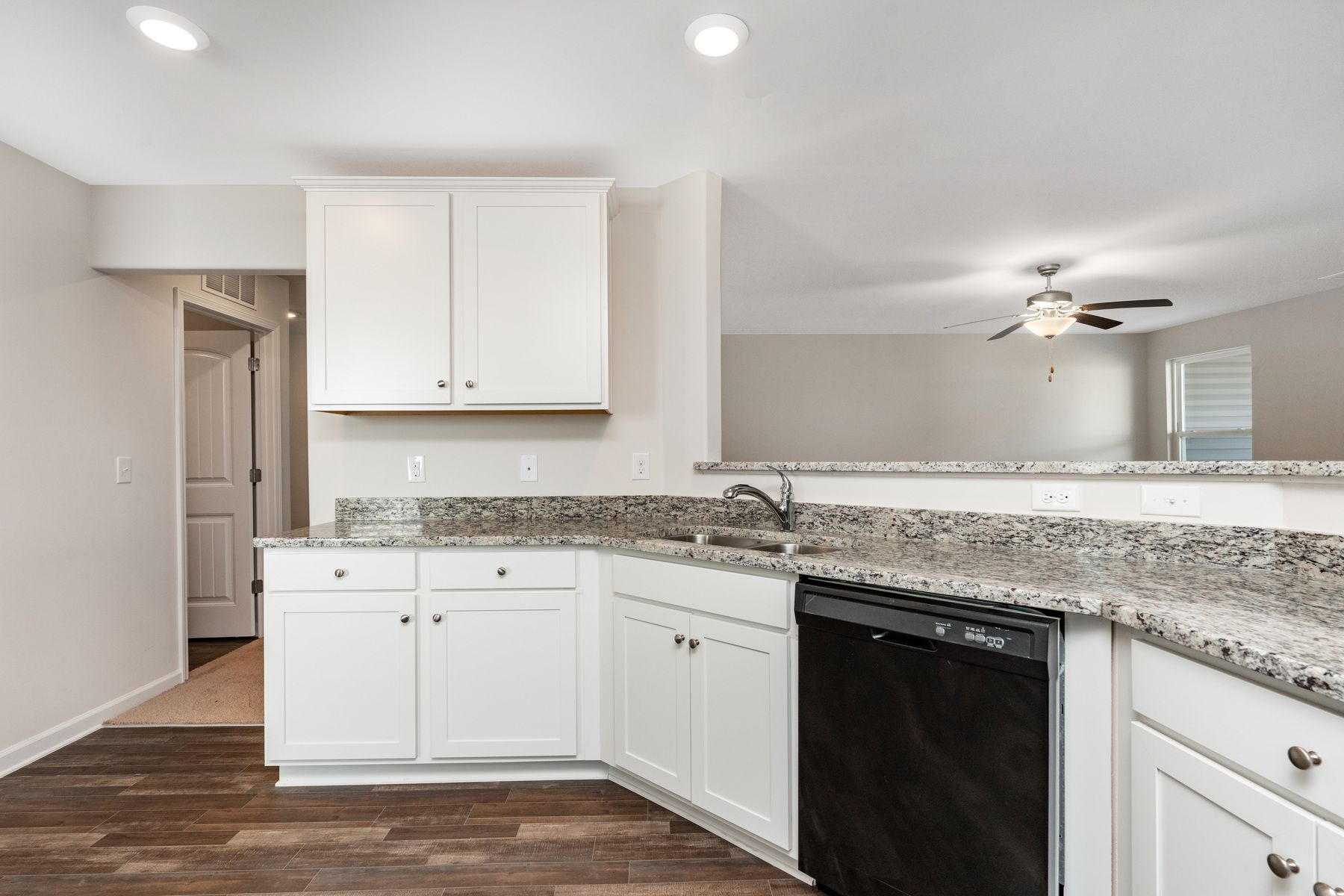 Kitchen featured in the Burton By LGI Homes in Jacksonville, NC