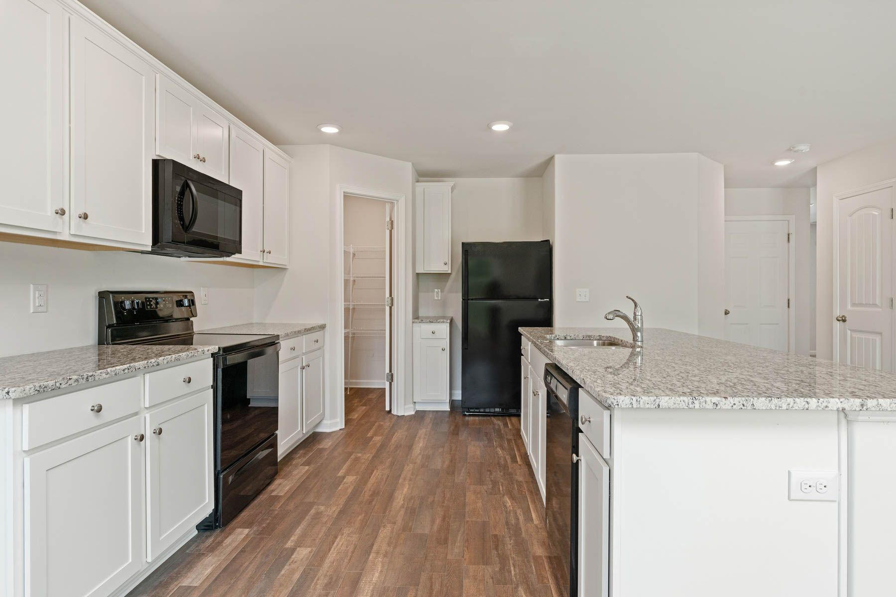 Kitchen featured in the Hartford By LGI Homes in Jacksonville, NC