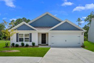 Burton - The Valley: Elgin, South Carolina - LGI Homes