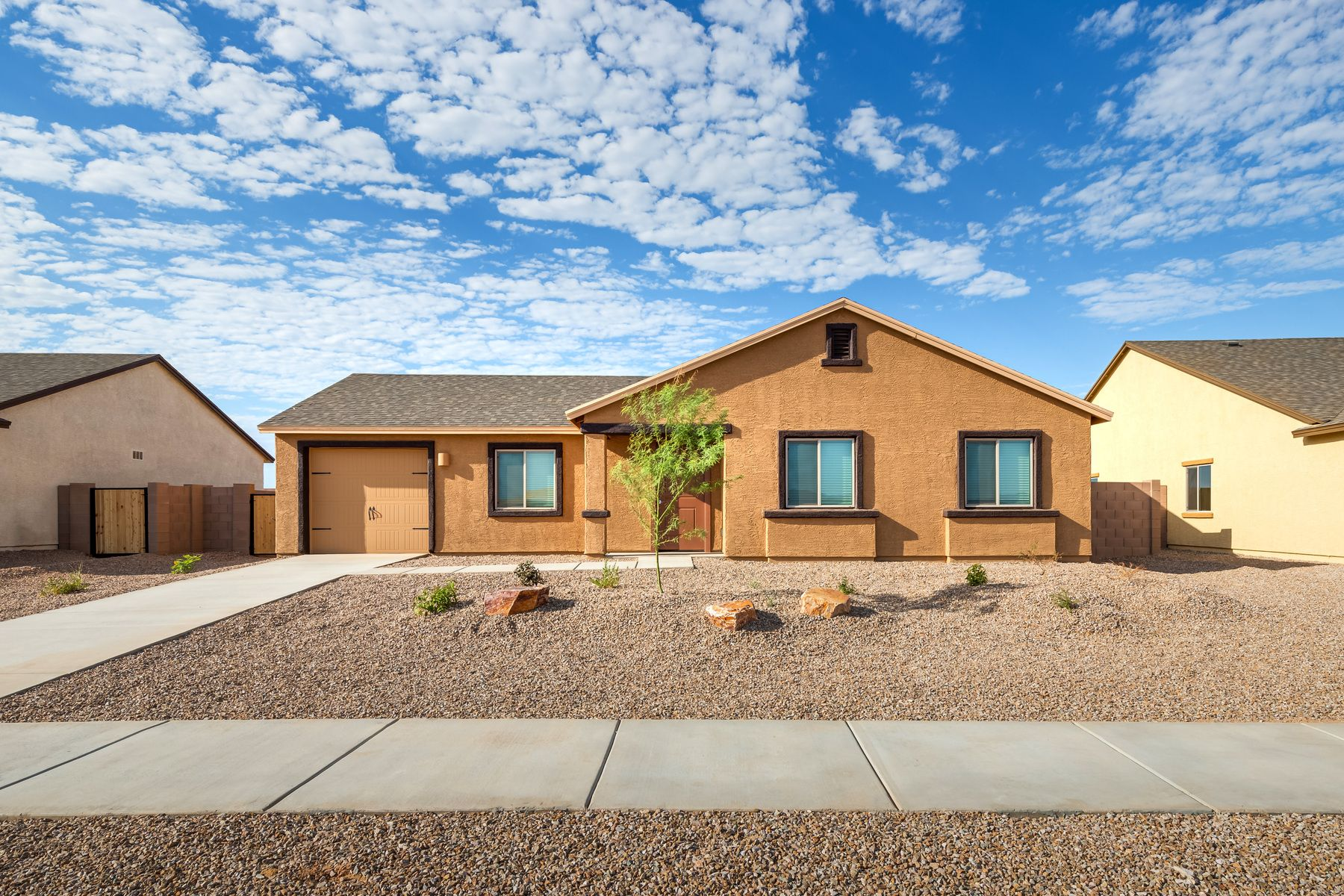 'Vahalla Ranch' by LGI Homes in Tucson