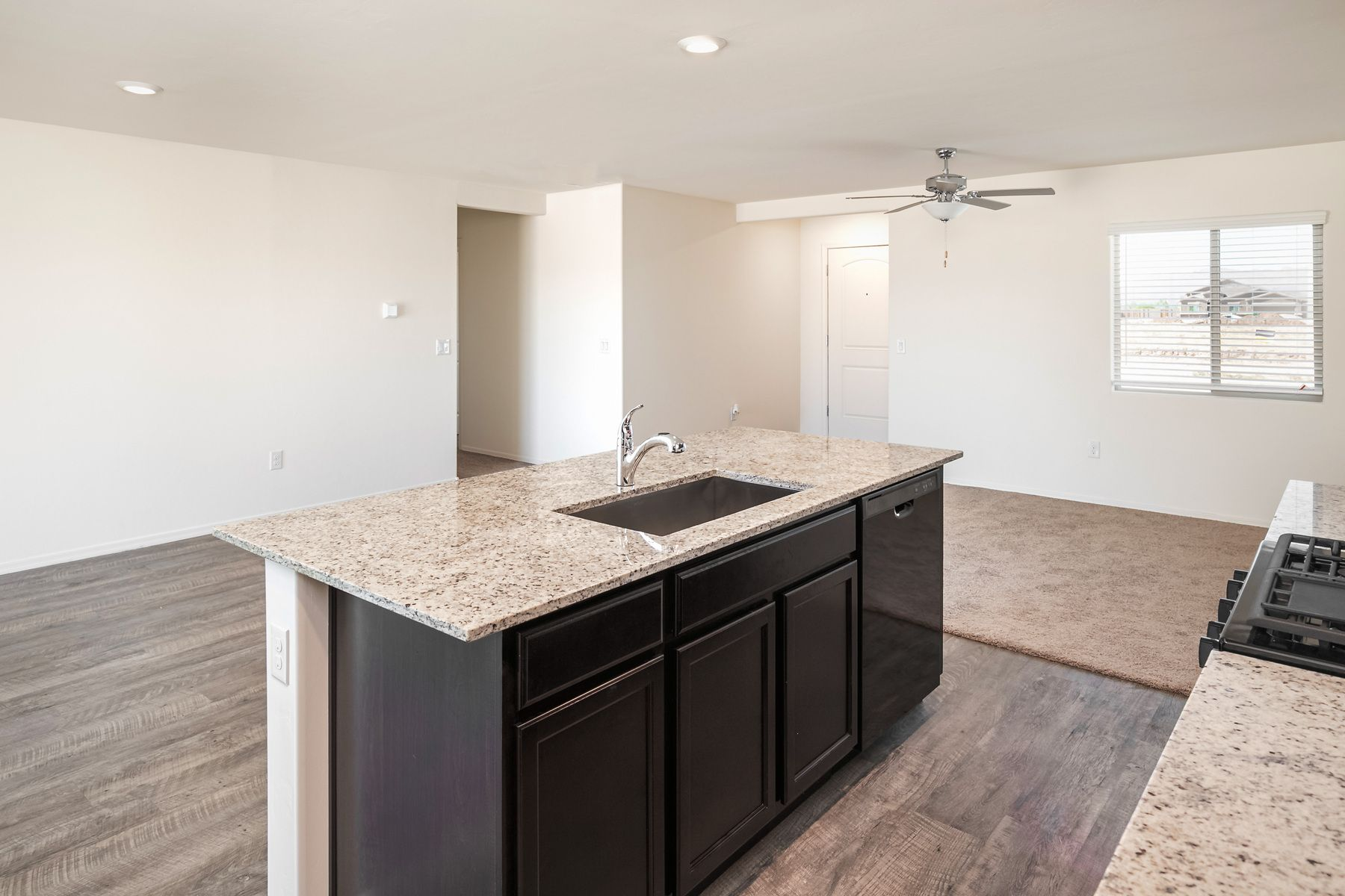 Kitchen featured in the Alamo By LGI Homes in Tucson, AZ