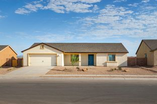 Crescent - Vahalla Ranch: Tucson, Arizona - LGI Homes