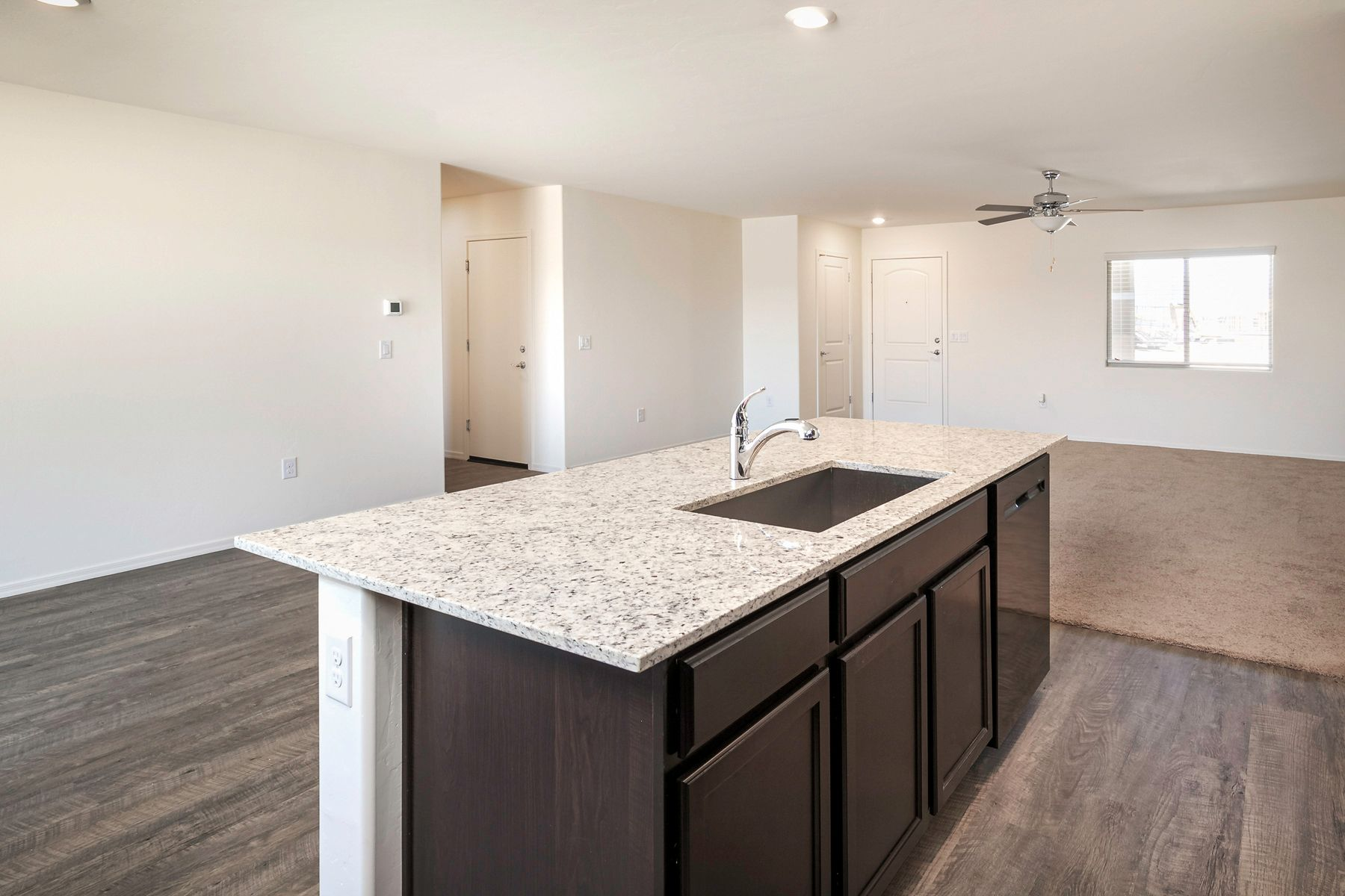 Kitchen featured in the Luna By LGI Homes in Tucson, AZ