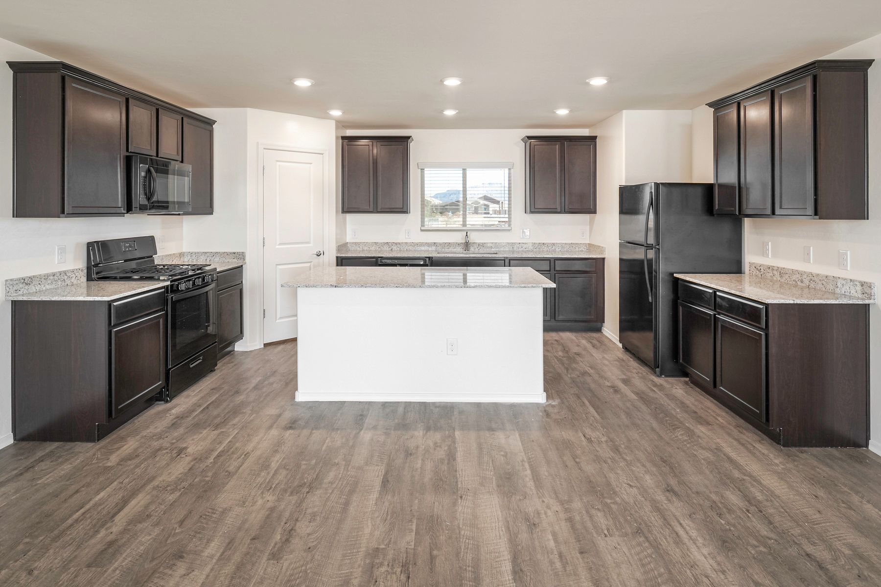 Kitchen featured in the Willow By LGI Homes in Tucson, AZ