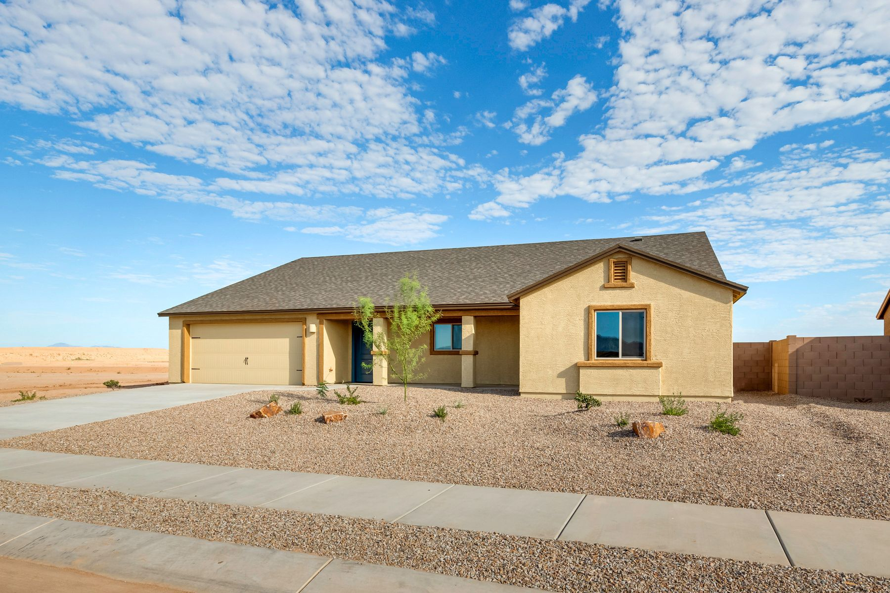 Exterior featured in the Willow By LGI Homes in Tucson, AZ