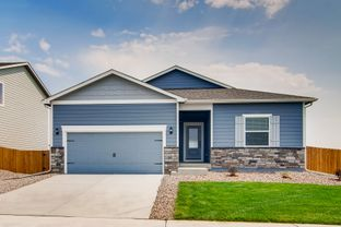 Pike - Sorrento: Mead, Colorado - LGI Homes