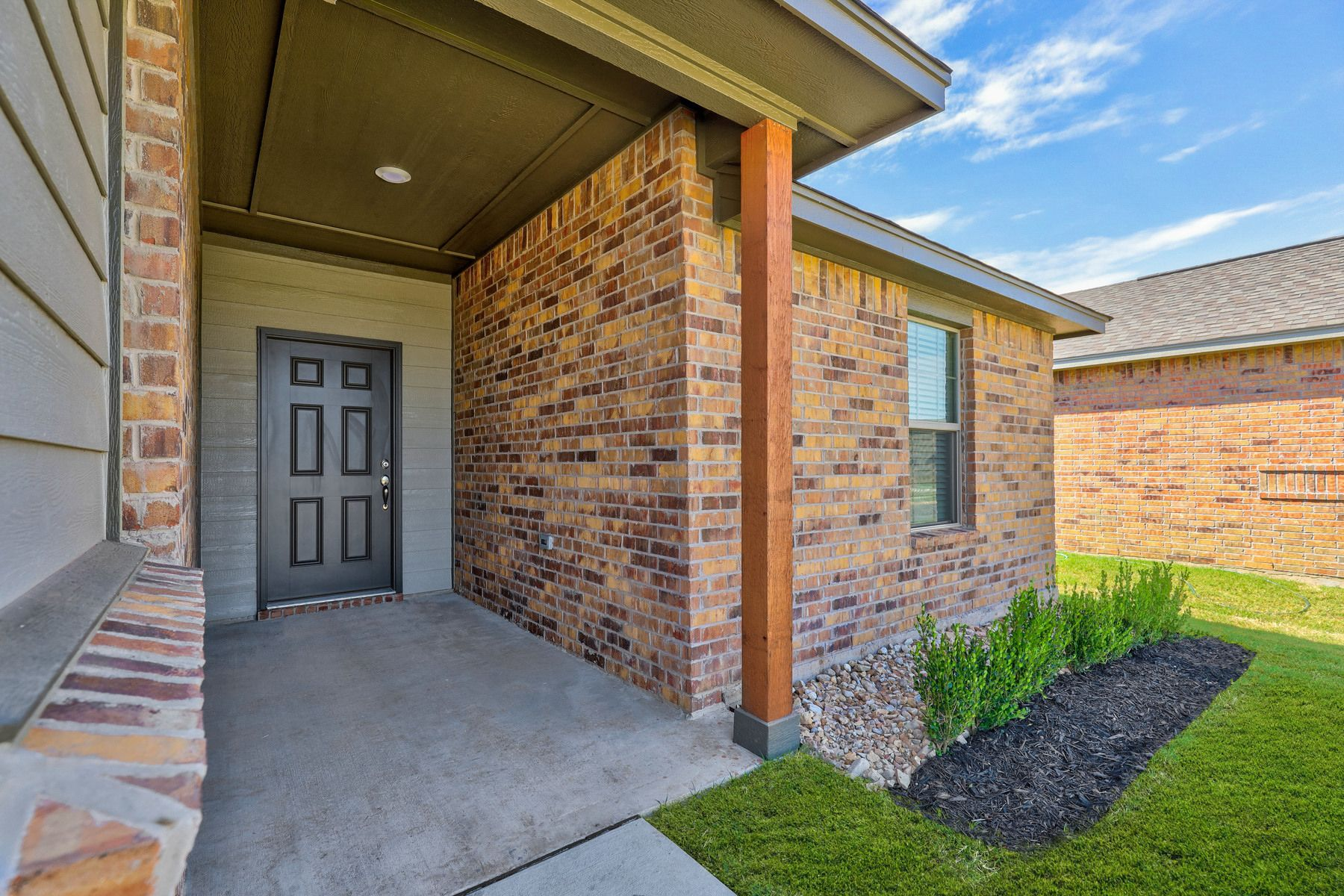 Exterior featured in the Jaxton By LGI Homes in Oklahoma City, OK