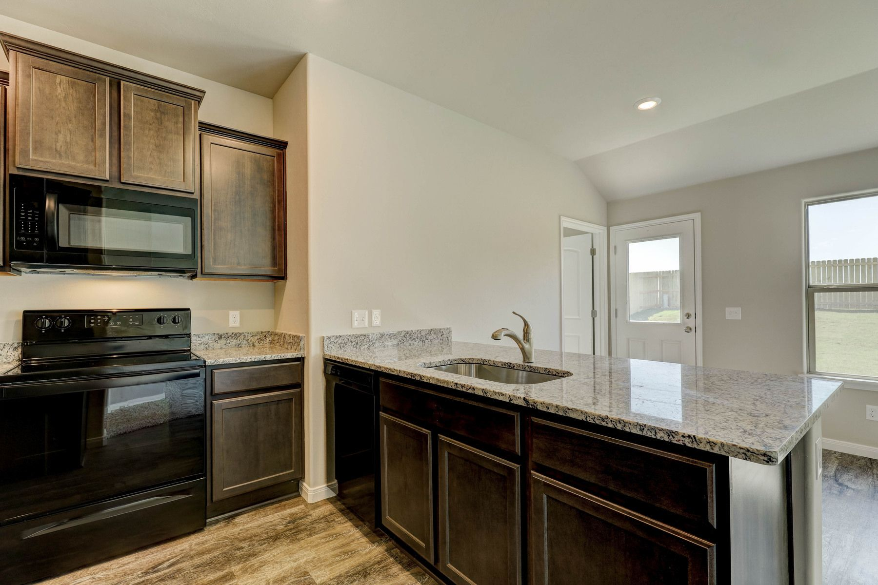 Kitchen featured in the Jaxton By LGI Homes in Oklahoma City, OK