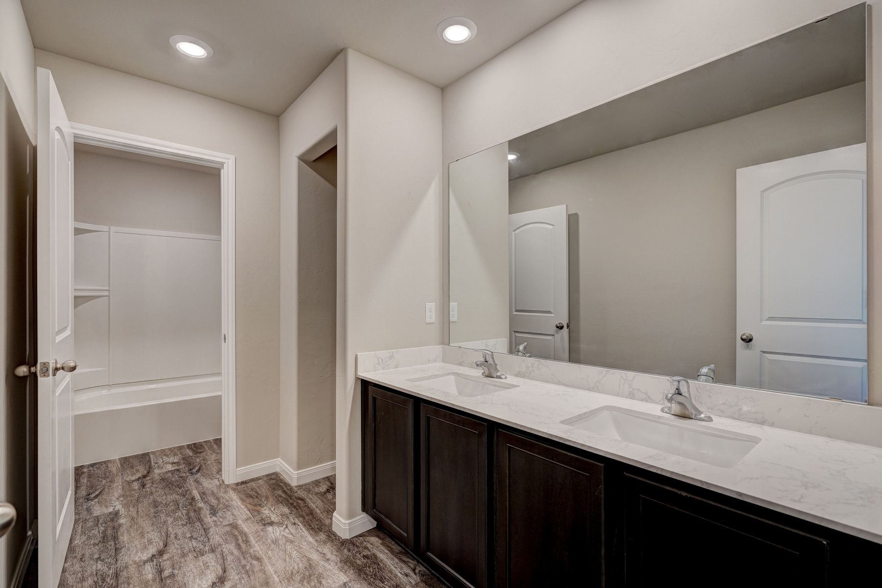 Bathroom featured in the Driftwood By LGI Homes in Oklahoma City, OK