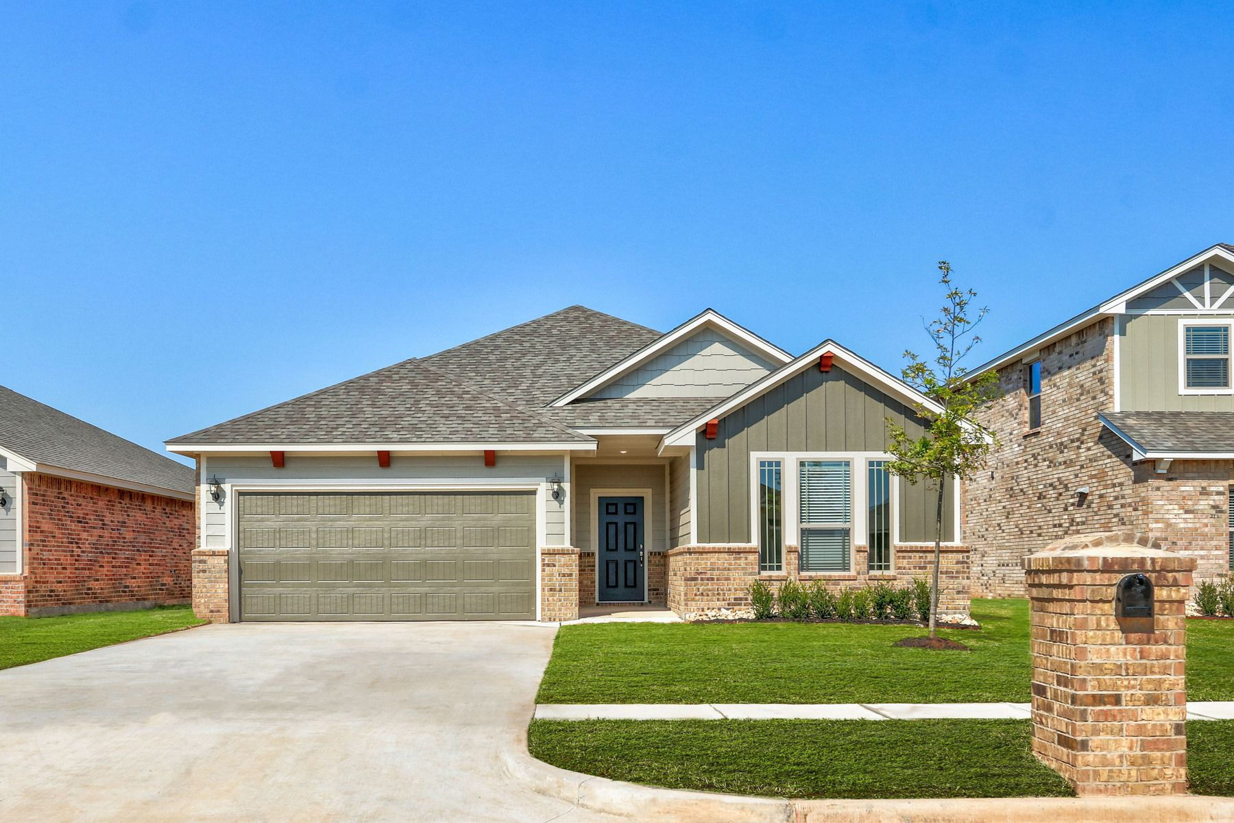 Exterior featured in the Keaton By LGI Homes in Oklahoma City, OK