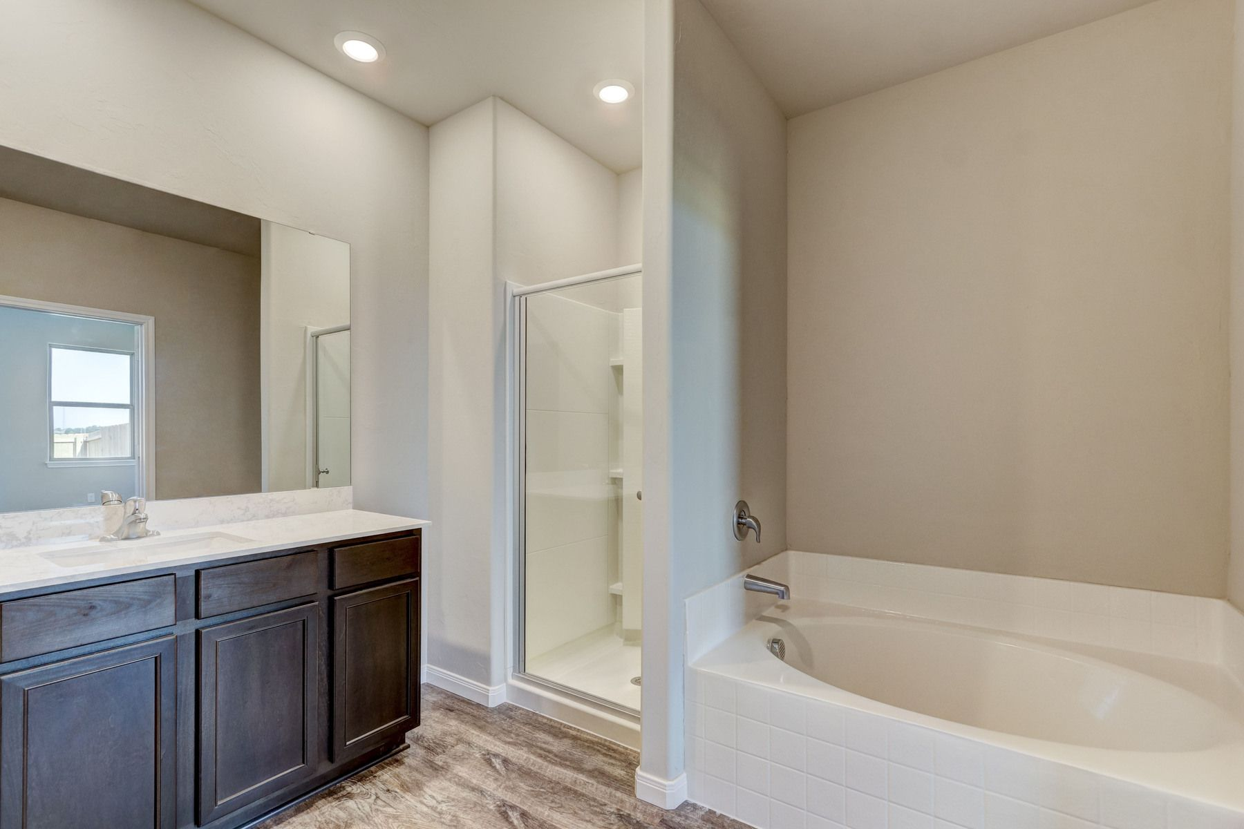 Bathroom featured in the Keaton By LGI Homes in Oklahoma City, OK