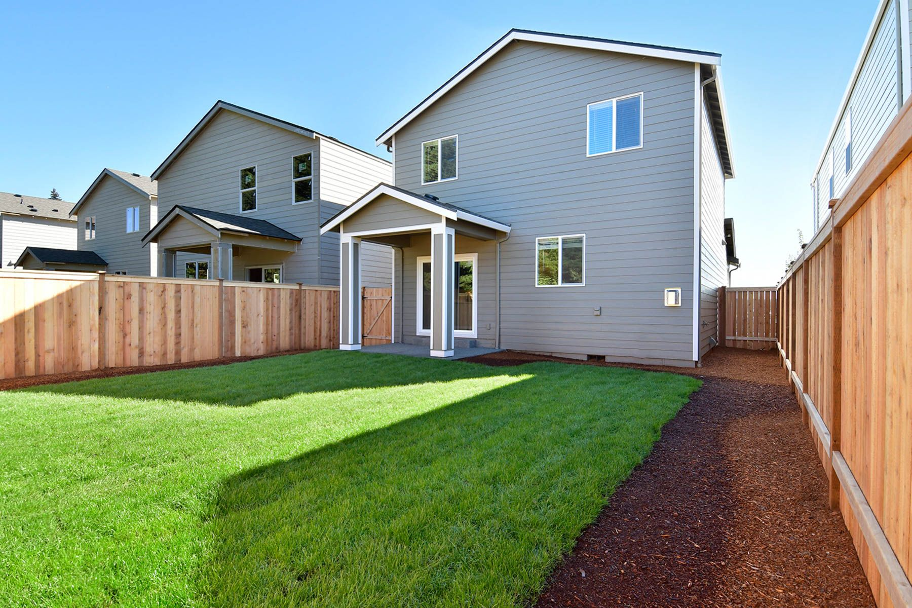 Exterior featured in the Mason By LGI Homes in Portland-Vancouver, WA