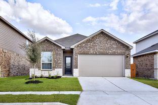 Fannin - Hightop Ridge: Converse, Texas - LGI Homes