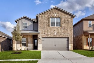 Victoria - Hightop Ridge: Converse, Texas - LGI Homes