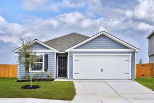 Frio - Savannah Place: Converse, Texas - LGI Homes