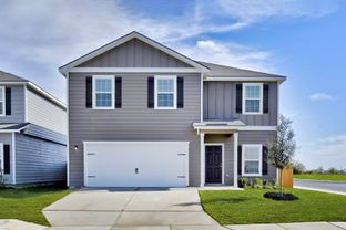 Rio - Savannah Place: Converse, Texas - LGI Homes