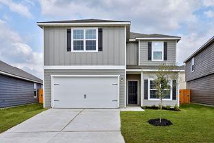 Travis - Savannah Place: Converse, Texas - LGI Homes
