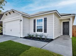 Medina - Luckey Ranch: San Antonio, Texas - LGI Homes