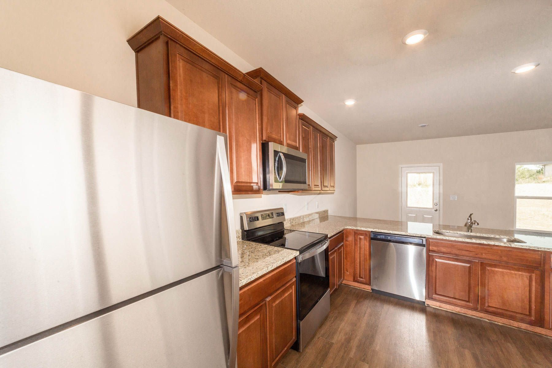 Kitchen featured in the Charleston By LGI Homes in Birmingham, AL