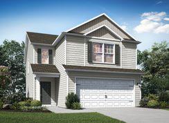 Charleston - Twelve Oaks: Springville, Alabama - LGI Homes