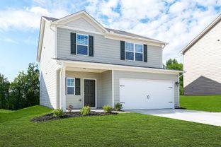 Camden - Twelve Oaks: Springville, Alabama - LGI Homes