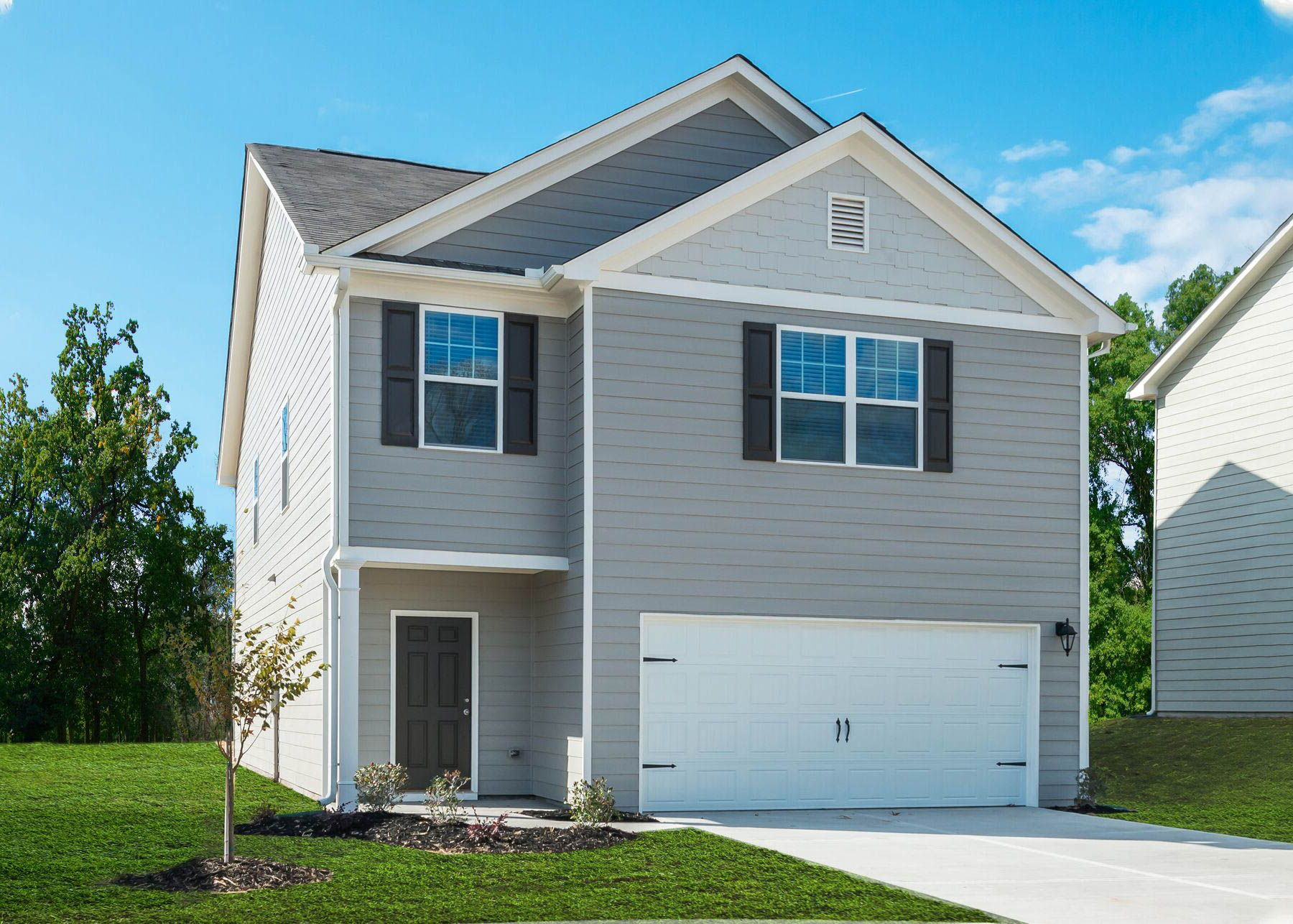 Exterior featured in the Lincoln By LGI Homes in Birmingham, AL