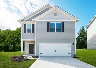 Lincoln - Twelve Oaks: Springville, Alabama - LGI Homes
