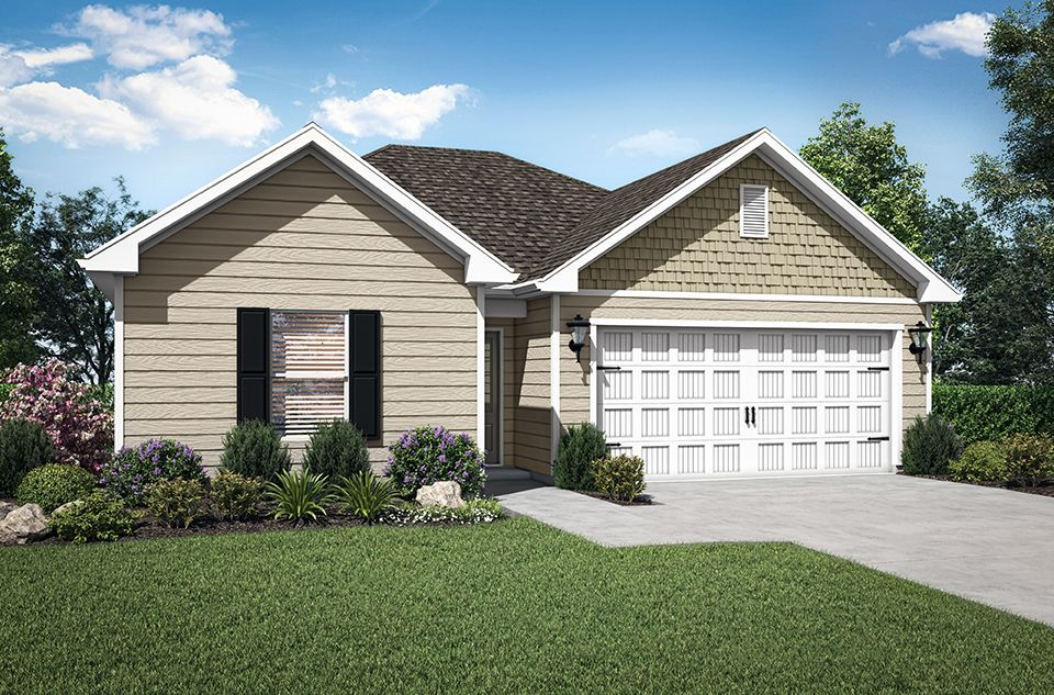 Exterior featured in the Chatfield By LGI Homes in York, PA