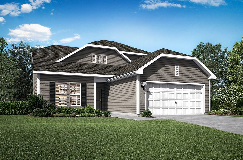 Exterior featured in the Roanoke By LGI Homes in York, PA