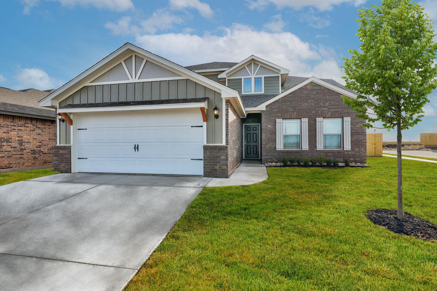 'Crimson Lake Estates' by LGI Homes in Oklahoma City