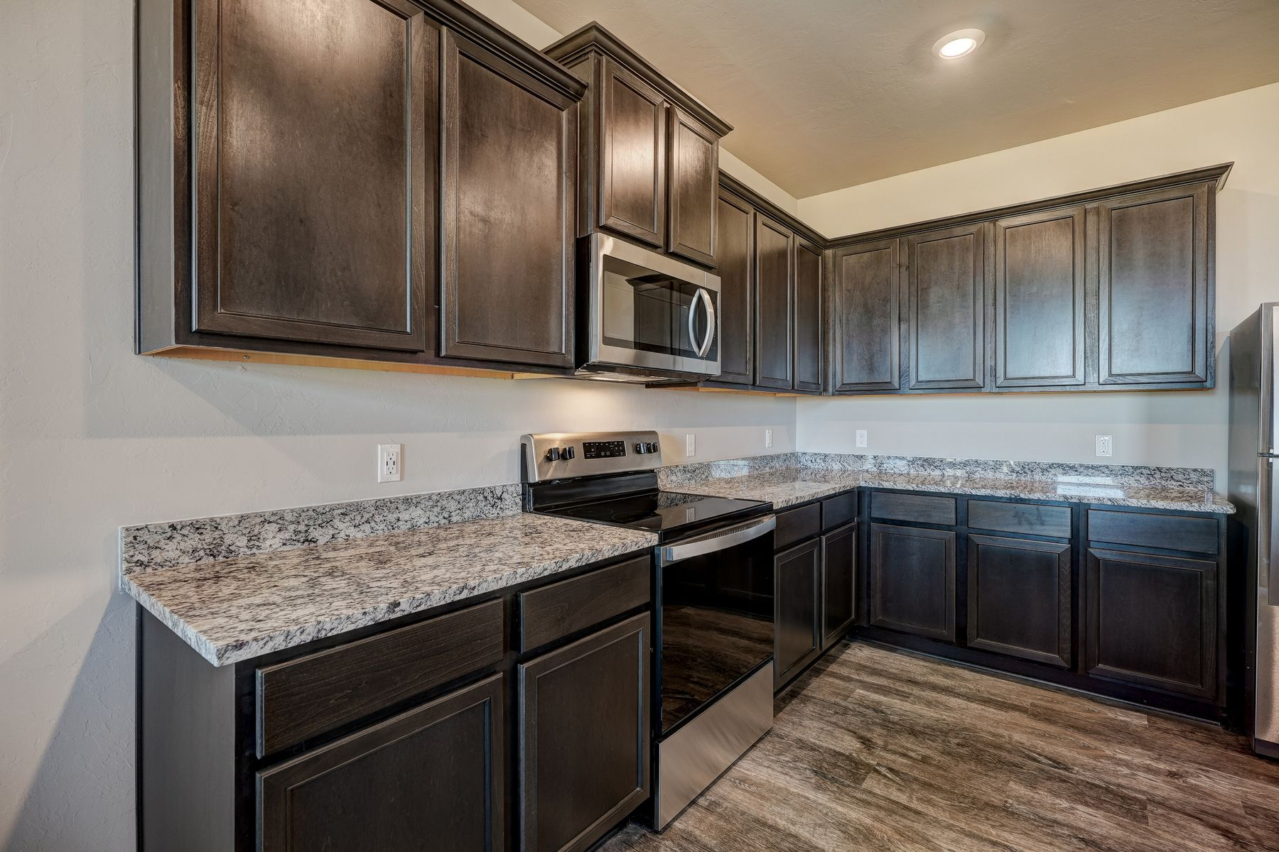 Kitchen featured in the Asher By LGI Homes in Oklahoma City, OK