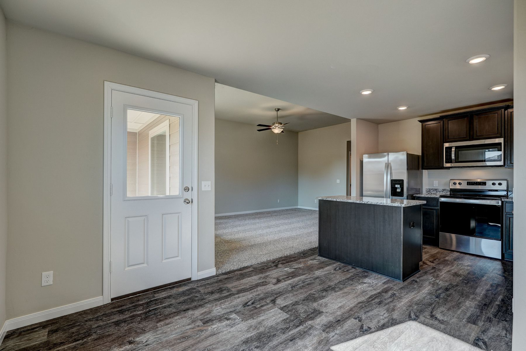 Kitchen featured in the Blanco By LGI Homes in Oklahoma City, OK