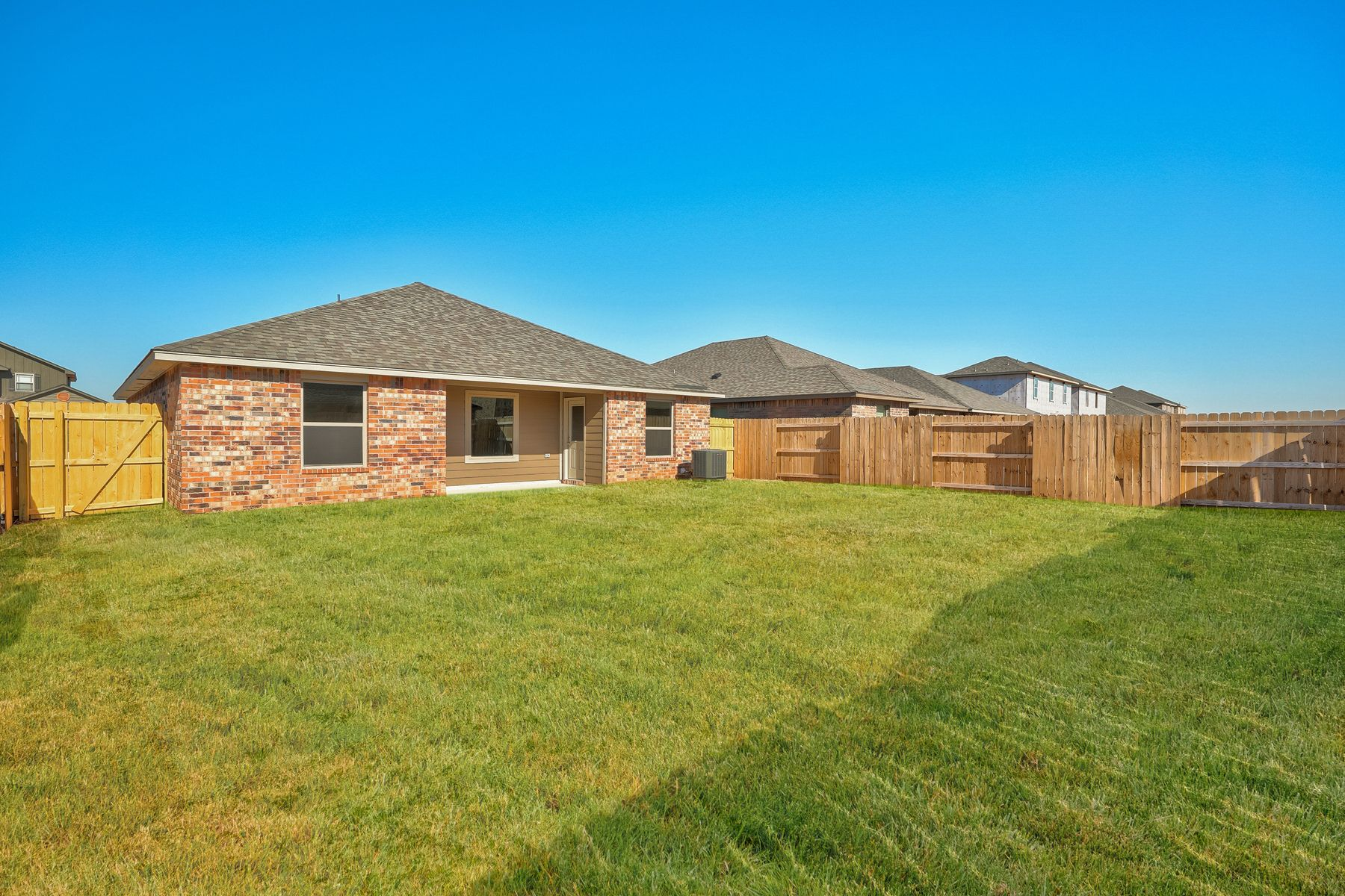 Exterior featured in the Blanco By LGI Homes in Oklahoma City, OK