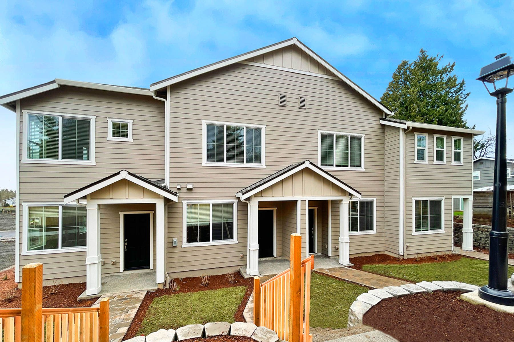 Exterior featured in the Apple By LGI Homes in Portland-Vancouver, OR