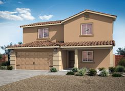 Parker - Sunrise Estates: Florence, Arizona - LGI Homes