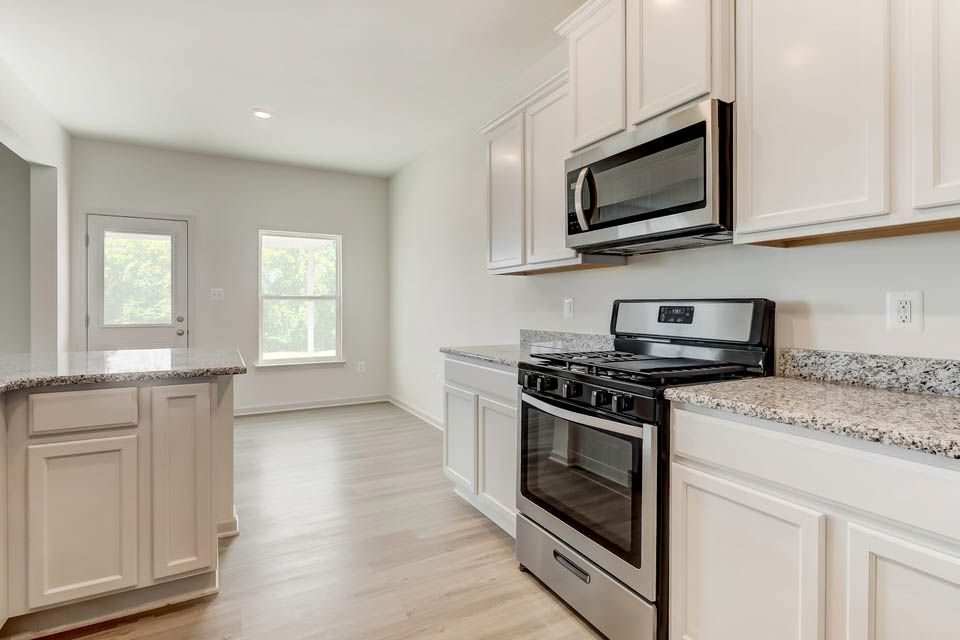 Kitchen featured in the Roanoke By LGI Homes in York, PA