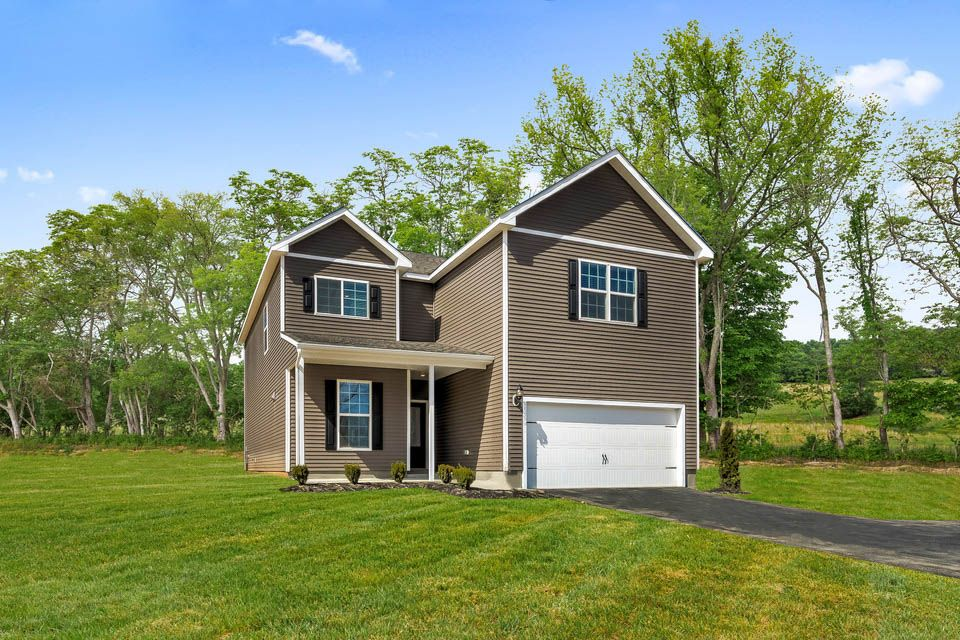 Exterior featured in the Waverly By LGI Homes in York, PA